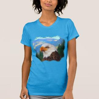 T-shirt américain du Jersey de l'habillement des