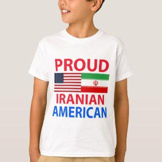 T-shirt Américain fier d'Irani