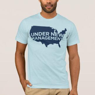 T-shirt Américain : Sous la nouvelle gestion