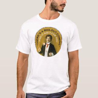 T-shirt Americana il y a un renflouement Neil Young venant