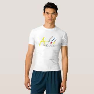 T-shirt Americano