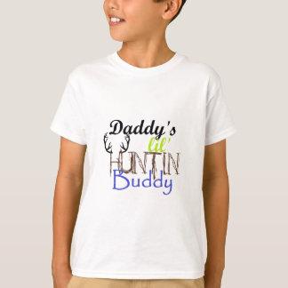 T-shirt ami de huntin de daddys
