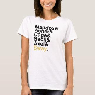 T-shirt Ami de livre - balancement d'Axel de Beck de cage