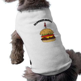 T-shirt Ami de luxe d'hamburger de cheeseburger