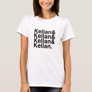T-shirt Ami Kellan, Kellan, Kellan, Kellan de livre