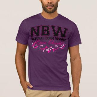 T-shirt Amie de pourpre de NBW