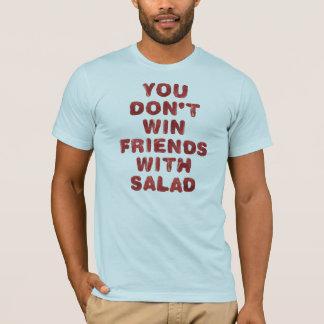 T-shirt Amis avec des vinaigrettes