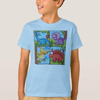 T-shirt Amis de Dino