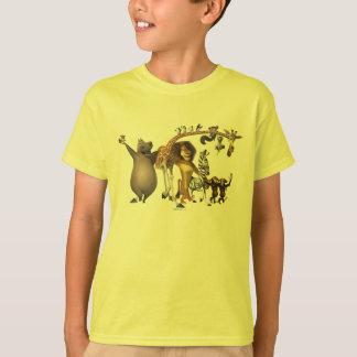 T-shirt Amis du Madagascar