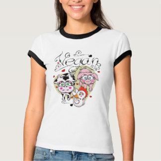 T-shirt Amis végétaliens