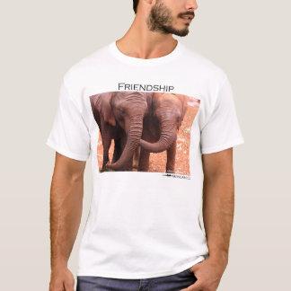 T-shirt Amitié - éléphants