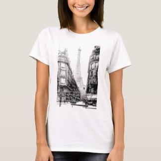 T-shirt AMO Paris d'Eu de que de Por - pourquoi font