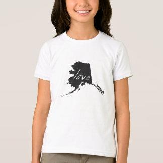 T-shirt Amour Alaska