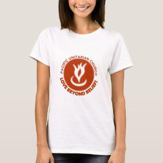 T-shirt Amour au delà de croyance ! Femmes