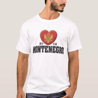 T-shirt Amour C de Monténégro