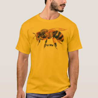 T-shirt Amour d'abeille