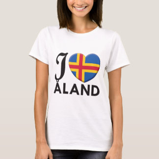 T-shirt Amour d'Aland
