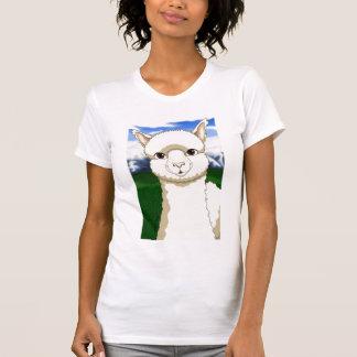 T-shirt Amour d'alpaga