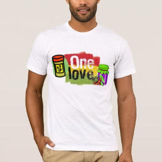 T-shirt Amour de beurre et de gelée d'arachide