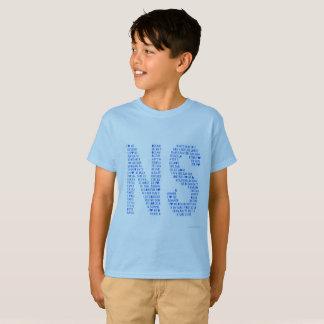 T-shirt Amour de Bluenoser