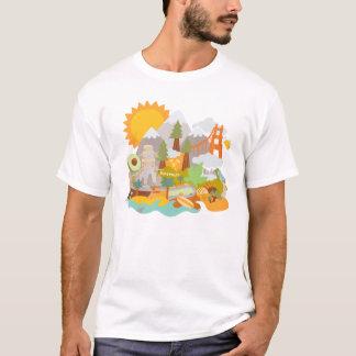 T-shirt Amour de Cali !
