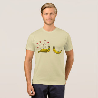 T-shirt Amour de lingot de banane