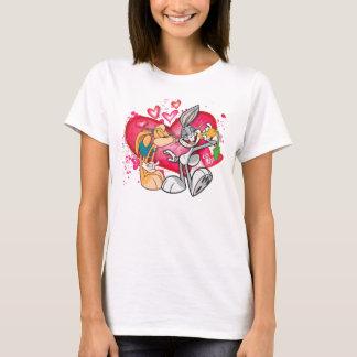 T-shirt Amour de Lola et d'insectes