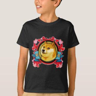 T-shirt Amour de Meme de doge de personnaliser avec votre