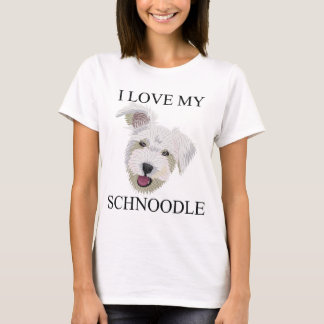 T-shirt Amour de SCHNOODLE !