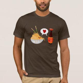 T-shirt Amour de soja