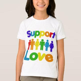 T-shirt Amour de soutien