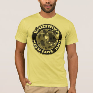 T-shirt Amour de Warthog