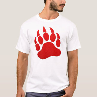 T-shirt Amour d'ours