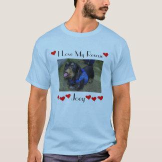 T-shirt amour du joey i ma délivrance #4