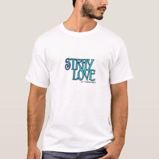 T-shirt Amour égaré - la bande