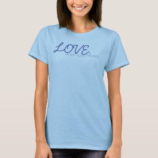 T-shirt AMOUR. et glace