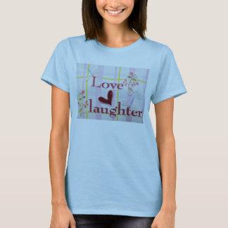 T-shirt Amour et rire