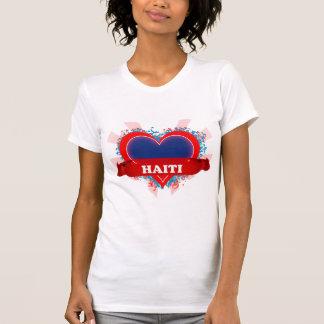 T-shirt Amour Haïti du cru I