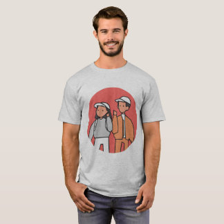 T-shirt Amour (heureuse Sainte-Valentin)