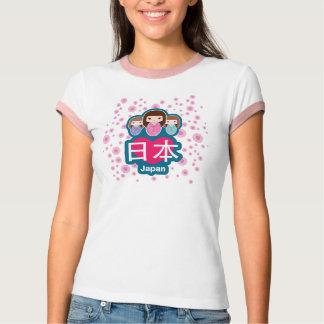 T-shirt Amour Japon