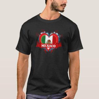 T-shirt Amour Mexique du cru I