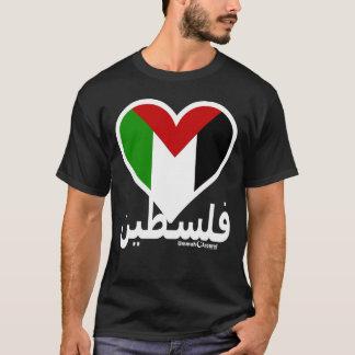 T-shirt Amour Palestine