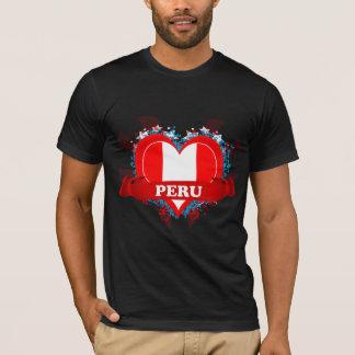 T-shirt Amour Pérou du cru I