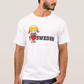 T-shirt Amour Suède