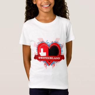 T-Shirt Amour Suisse du cru I