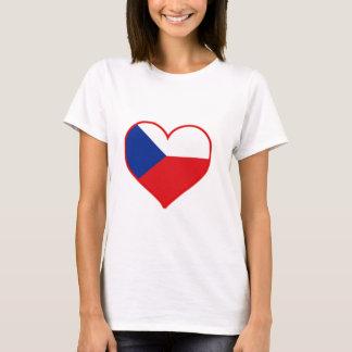 T-shirt Amour tchèque