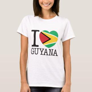 T-shirt Amour v2 de la Guyane
