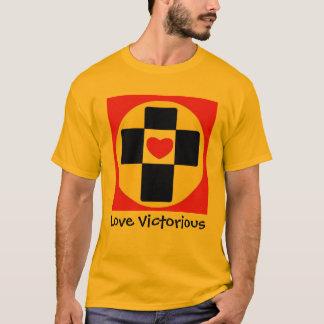 T-shirt Amour victorieux