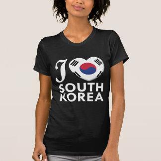 T-shirt Amour W de la Corée du Sud