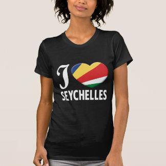 T-shirt Amour W des Seychelles